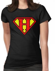Super H Womens Fitted T-Shirt