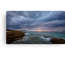 Turtle Cove Canvas Print