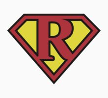 Super R Kids Tee