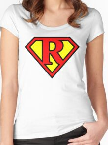 Super R Women's Fitted Scoop T-Shirt