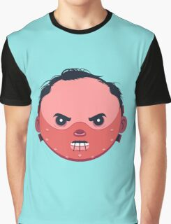 Hannibal Lecter Graphic T-Shirt