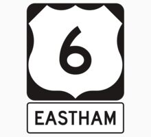 US 6 - Eastham Massachusetts by IntWanderer