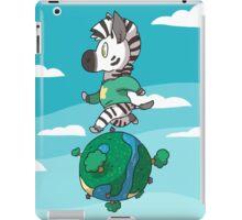 Zebra Crossing iPad Case/Skin