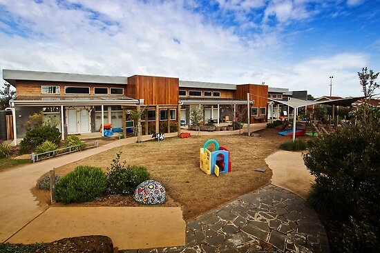Port Fairy community centre by Roger Neal