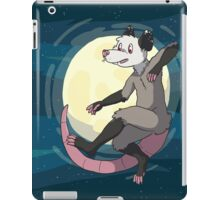 Opossum In Space iPad Case/Skin