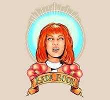 St. Leeloo of the Big Bada Boom Unisex T-Shirt