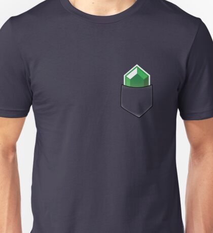 RUPEE in your POCKET Unisex T-Shirt