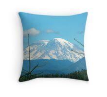Mt. Adams Throw Pillow