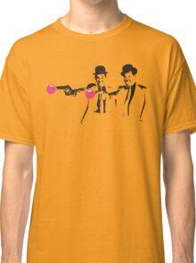 Laurel & Hardy Mashup Classic T-Shirt