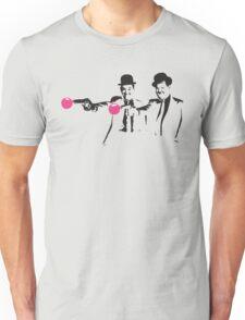 Laurel & Hardy Mashup Unisex T-Shirt