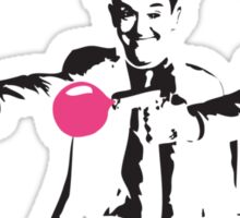 Laurel & Hardy Mashup Sticker