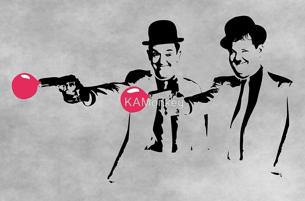 Laurel & Hardy Mashup by KAMonkey