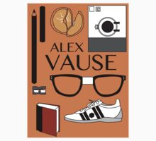 Alex Vause - Orange is the New Black by michellelo