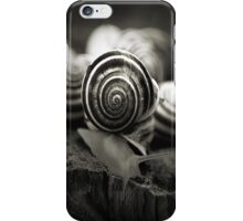 A Snail's World iPhone Case/Skin