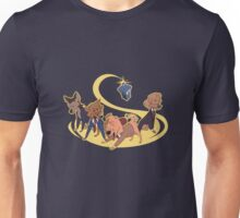 modern who dogtors Unisex T-Shirt