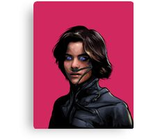 Ally In Dune Digital Duesday # 5 Canvas Print