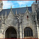 """ The Church in the City of Guerande"" by Malcolm Chant"