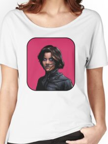 Ally In Dune Digital Duesday # 5 Women's Relaxed Fit T-Shirt