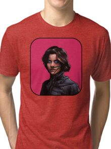 Ally In Dune Digital Duesday # 5 Tri-blend T-Shirt