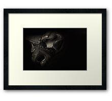 Kote Framed Print