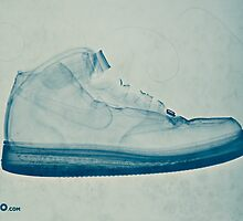 NIKE AIR FORCE | X RAY by electricoo
