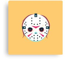 Jason Voorhees Canvas Print