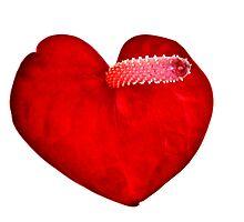 Anthurium - heart by g369