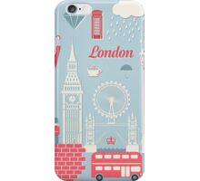 Being London   iPhone Case/Skin