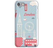 Being London   iPhone Case/Skin