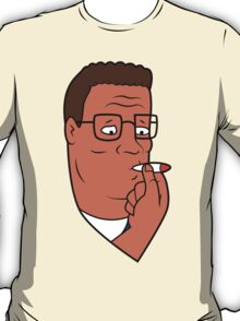 Hank Hill Smoking Weed T-Shirt