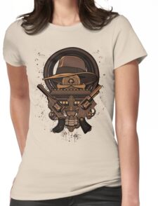 Fortune & Glory Womens Fitted T-Shirt
