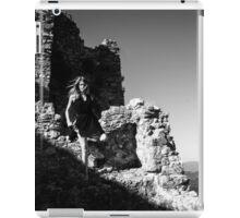 The wind blows on Mystras iPad Case/Skin