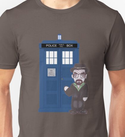 Knock Knock, Who's there? Unisex T-Shirt