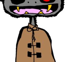Vampire Bat Sticker