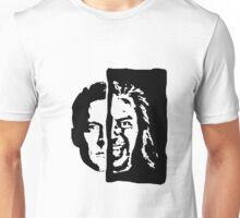Agent Cooper vs Killer BOB Unisex T-Shirt