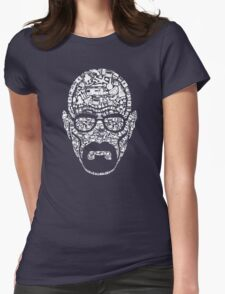 The Making of a Heisenberg Womens Fitted T-Shirt