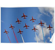 The Red Arrows 1/3 Poster