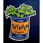 Spinach superfood!! by Tim Constable