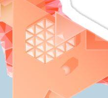 Built/Unbuilt Sticker