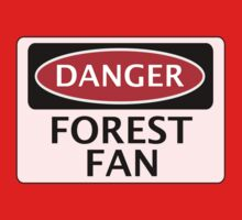 DANGER NOTTINGHAM FOREST, FOREST FAN, FOOTBALL FUNNY FAKE SAFETY SIGN by DangerSigns