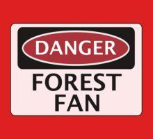 DANGER NOTTINGHAM FOREST, FOREST FAN, FOOTBALL FUNNY FAKE SAFETY SIGN by DangerSigns