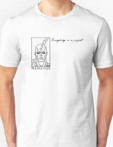 Dr Manhattan - puppets T-Shirt