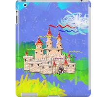 A Castle In Days of Old iPad/iPhone/iPod cases iPad Case/Skin