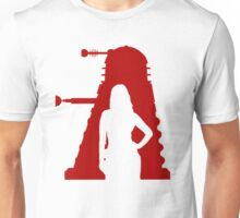 Asylum of the Dalek's T-shirt Unisex T-Shirt