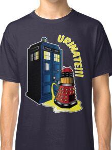 Disgraceful Dalek Classic T-Shirt