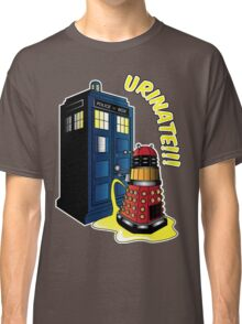 Disgraceful Dalek Classic T-Shirt
