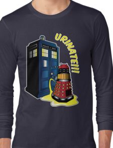 Disgraceful Dalek Long Sleeve T-Shirt