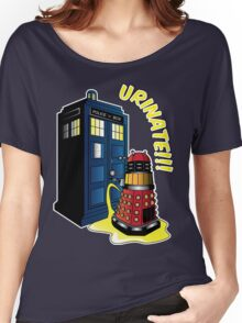 Disgraceful Dalek Women's Relaxed Fit T-Shirt