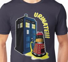Disgraceful Dalek Unisex T-Shirt