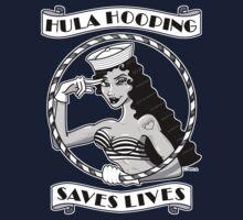 Hula Hooping Saves Lives! Kids Clothes